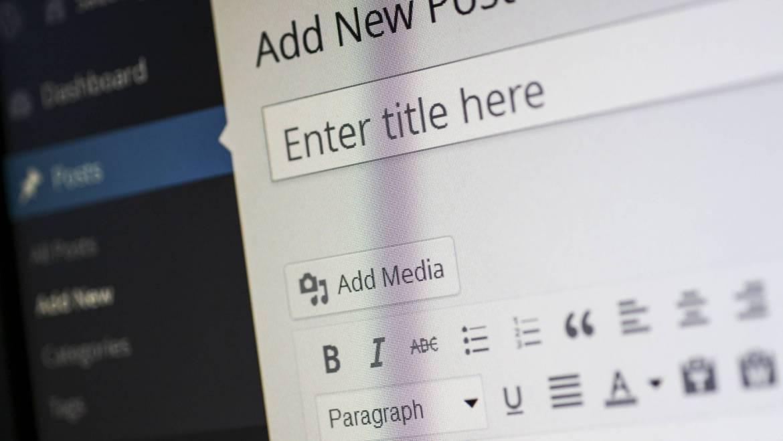 Avoir un site pour connaître vos lecteurs
