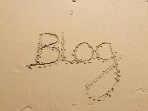 Sur quoi doit bloguer un auteur ?