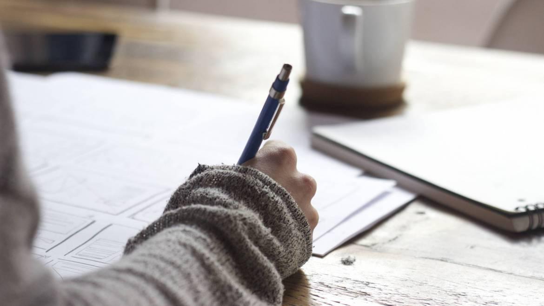 Pas d'excuses pour ne pas écrire : exercices d'écriture