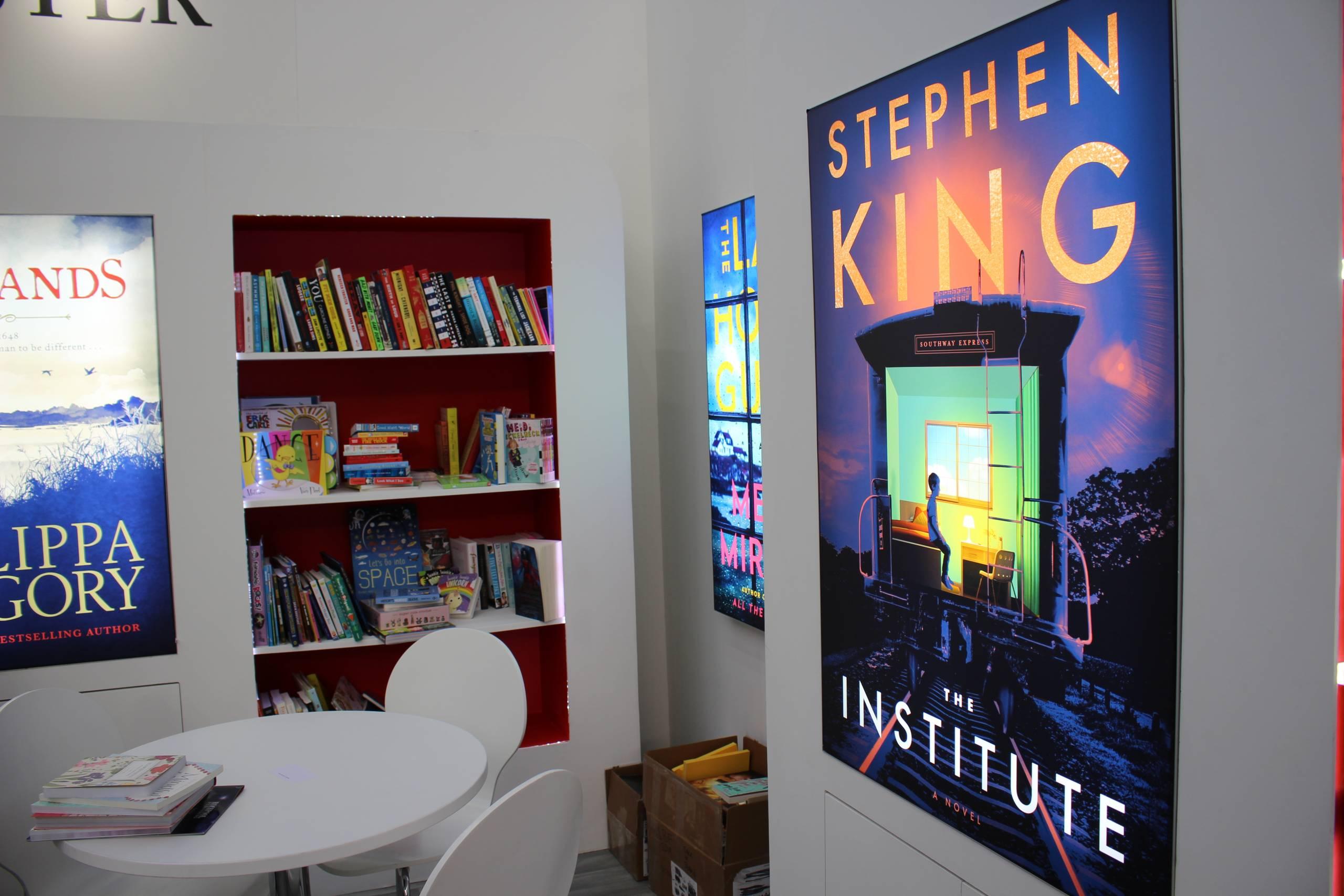 Les conseils marketing de Stephen King
