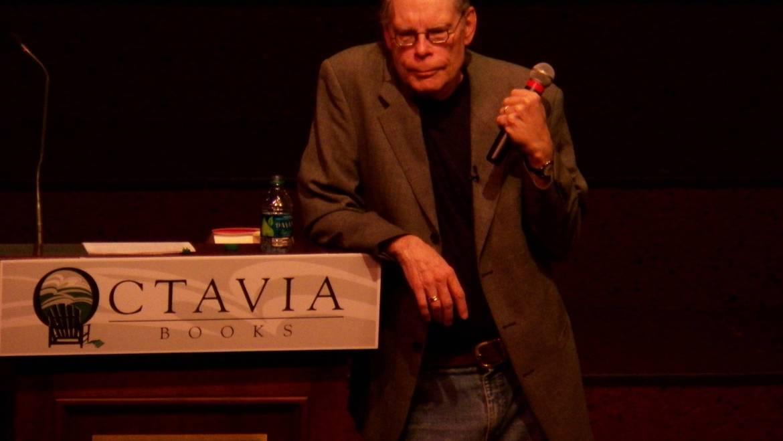 Stephen King a toujours peur de l'échec. Et vous ?